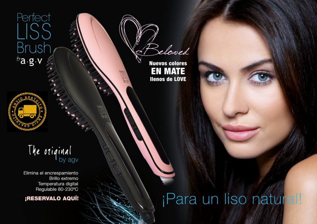 Perfect Liss Brush BELOVED by AGV