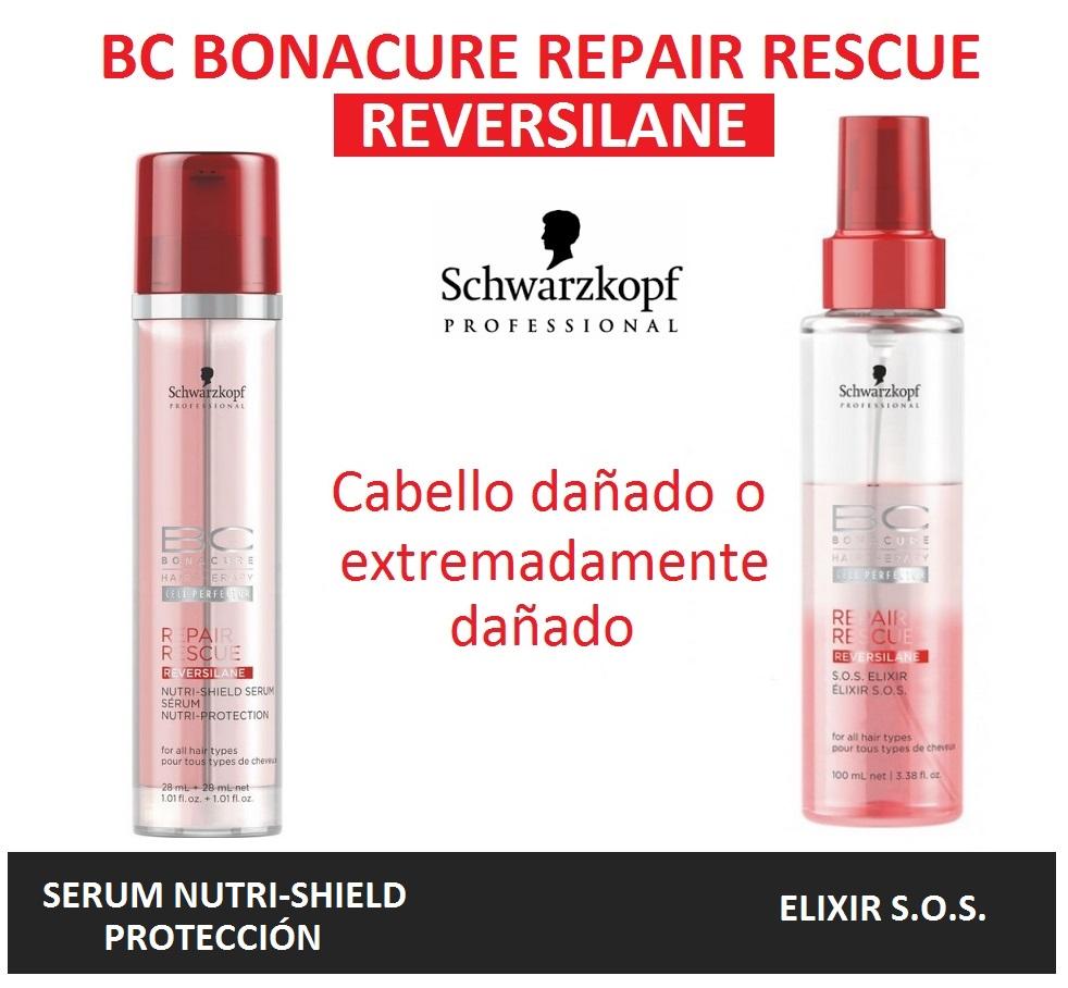 a0626366b0 ... Serum Nutri-Shield Protección. Reversilane BC Bonacure Repair Rescue  Schwarzkopf Professional