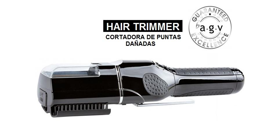 Cortadora de Puntas Dañadas HAIR TRIMMER by AGV
