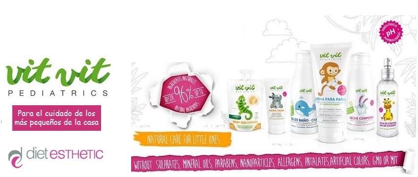 VIT VIT Pediatrics de Diet Esthetic - Productos para el cuidado de los mas pequeños de la casa