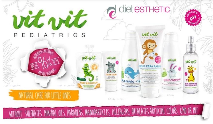 VIT VIT Pediatrics de Diet Esthetic - Productos para el cuidado de niños y bebes