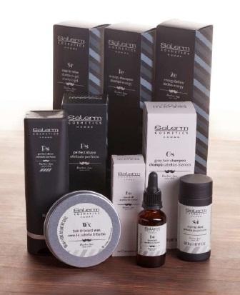 Más que barbas, la renovada línea HOMME de Salerm Cosmetics