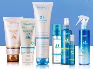 Salerm 21 Salerm Cosmetics con filtro solar, proteinas de seda