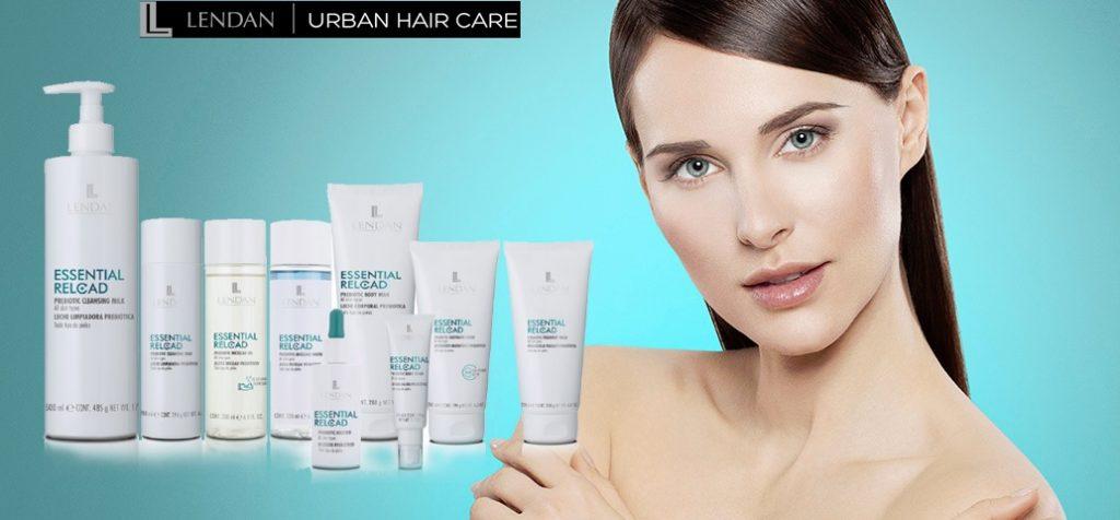 Essential Reload de LENDAN, los beneficios de la prebiótica en tu piel.